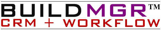 buildMGR CRM WORKFLOW Logo